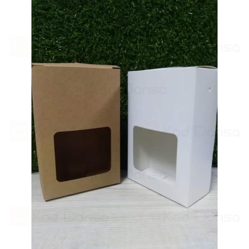 PLAIN POPCORN BOX